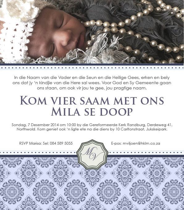 Mila uitnodiging mila doop pinterest noahs arc baby mila uitnodiging stopboris Image collections
