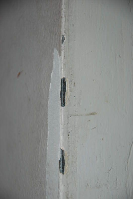 Repairing chipped corner bead Drywall Repair Questions ...
