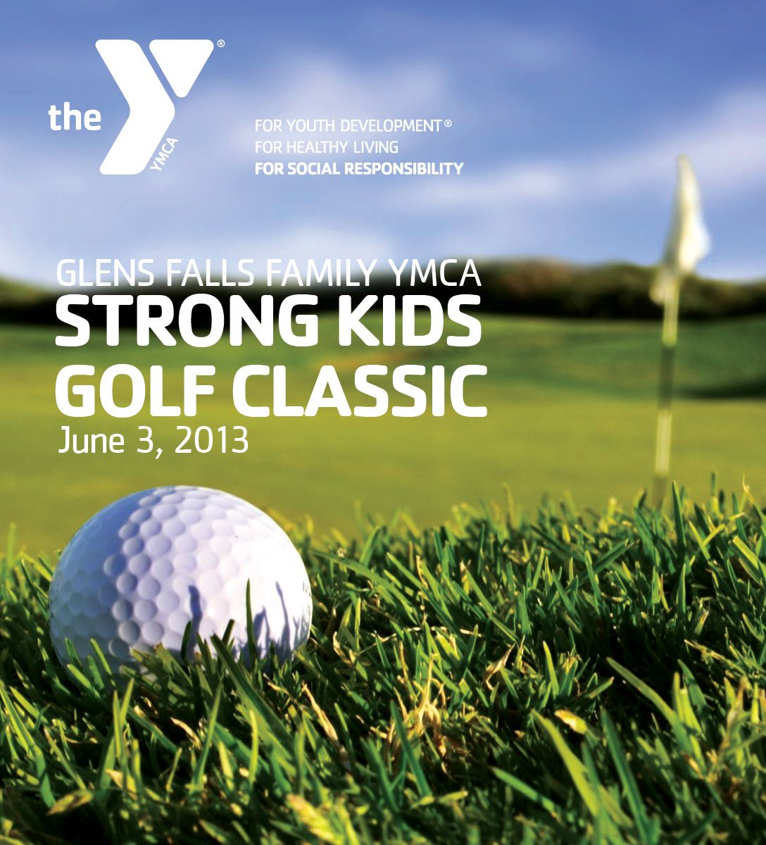 Get your foursome together benefits the strong kids