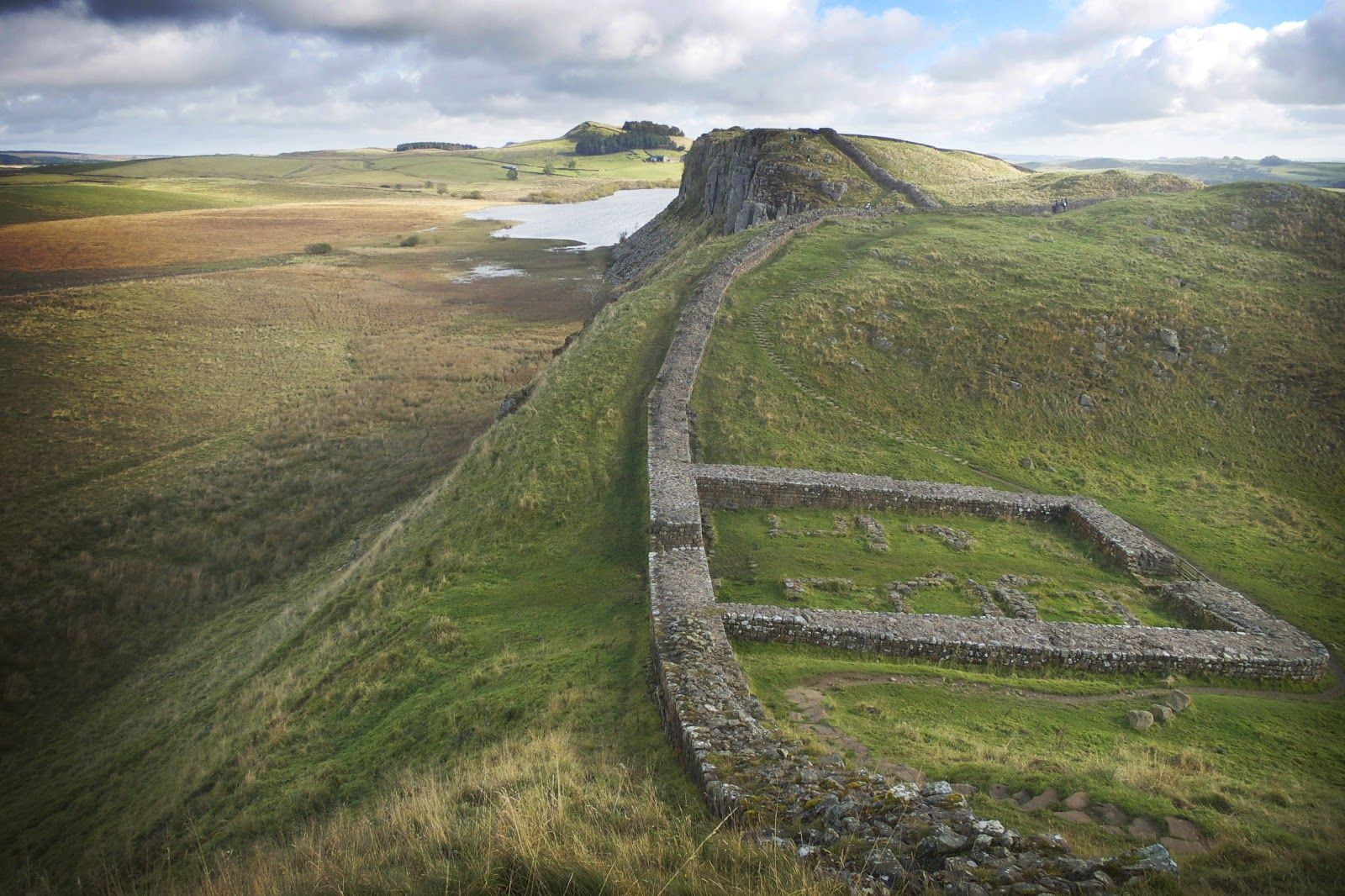 a must see guide to the best part of hadrian s wall to on hadrians wall id=53429