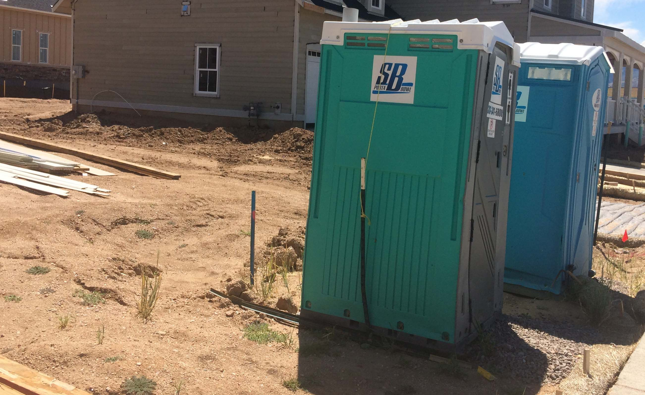 Superior Portable Restrooms /Toilets Rental Denver, Porta Potty Rental Colorado