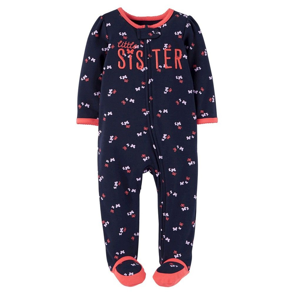 944d8a35d Just One You Made by Carter s Baby Girls  Little Sister Sleep N ...