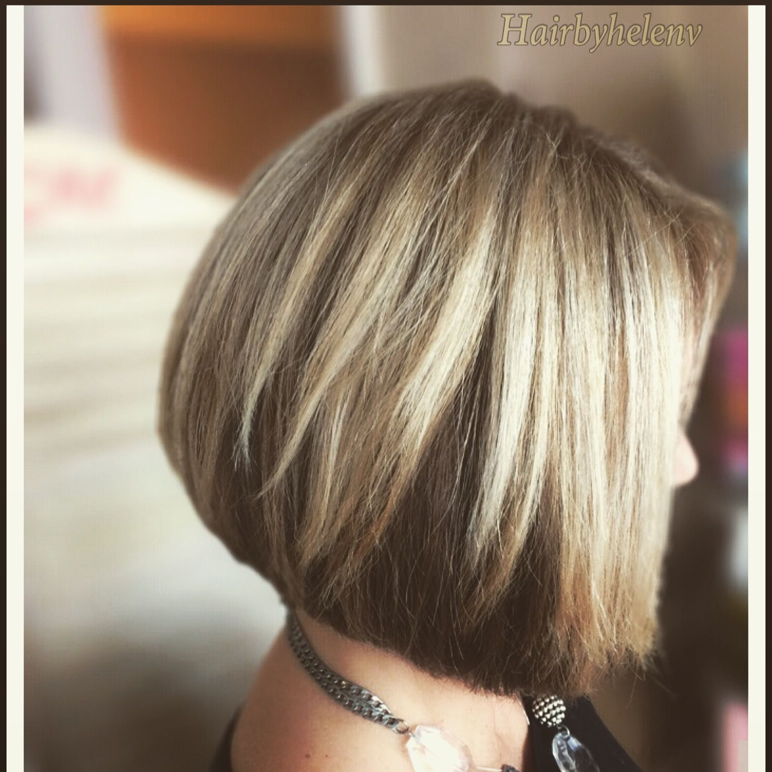 Classic Bob Hairbyhelenv Talus Salon York Pa Hair Pinterest