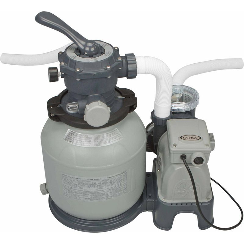 Intex 26646 ex 28646 filtre sable epurateur purificateur - Filtration piscine hors sol intex ...