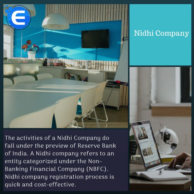 Nidhi Companies Are Registered Limited Companies Involved In Taking Deposits And Lending To Its Members The Activities Of Registration Company Limited Company