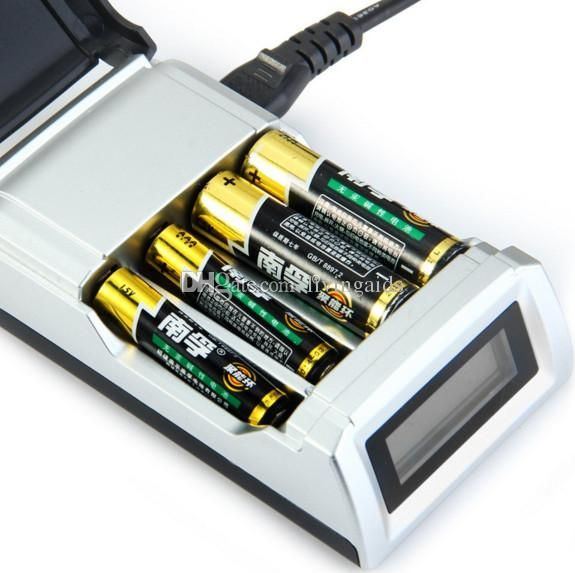 Pin On Original C905w 4 Slots Lcd Display Smart Intelligent Battery Charger