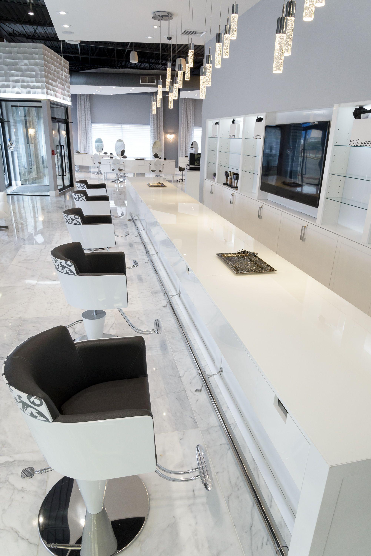 Salon Tour Jose Eber Salon Treatment Rooms Salon Design Pedicure Station