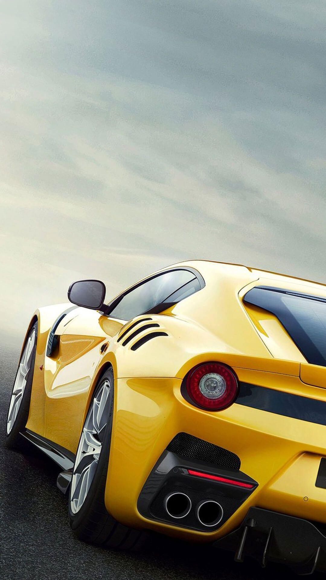 フェラーリ F12 スーパーカーのスマホ壁紙 Iphonex スマホ壁紙 待受画像ギャラリー フェラーリf12 Iphone 用壁紙 スーパーカー