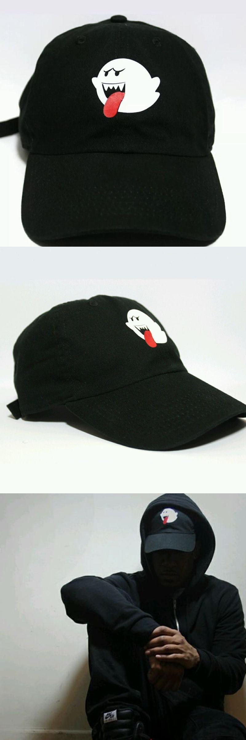 a0485aa9 [Visit to Buy] Bryson Tiller Hat American Rapper Singer Trapsoul Snapback  Hip Hop Dad Hat Distressed Boo Mario Ghost Women Men Baseball Cap  #Advertisement