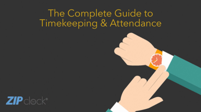 Time Keeping And Attendance Ebook Restaurant Management