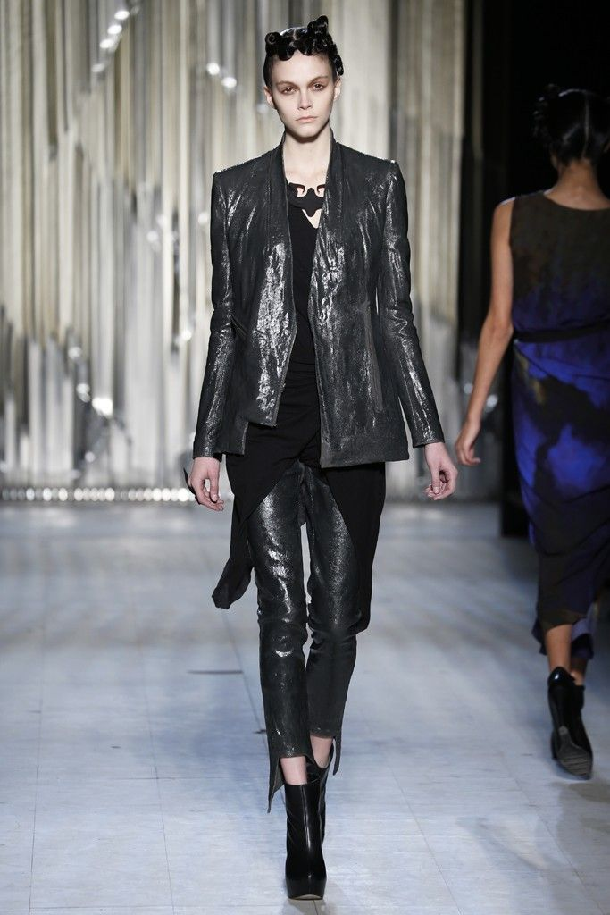 Kimberly Ovitz RTW Fall 2013 - Slideshow - Runway, Fashion Week, Reviews and Slideshows - WWD.com