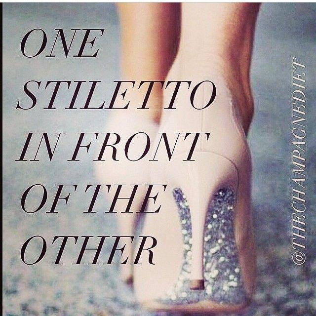 One Stiletto