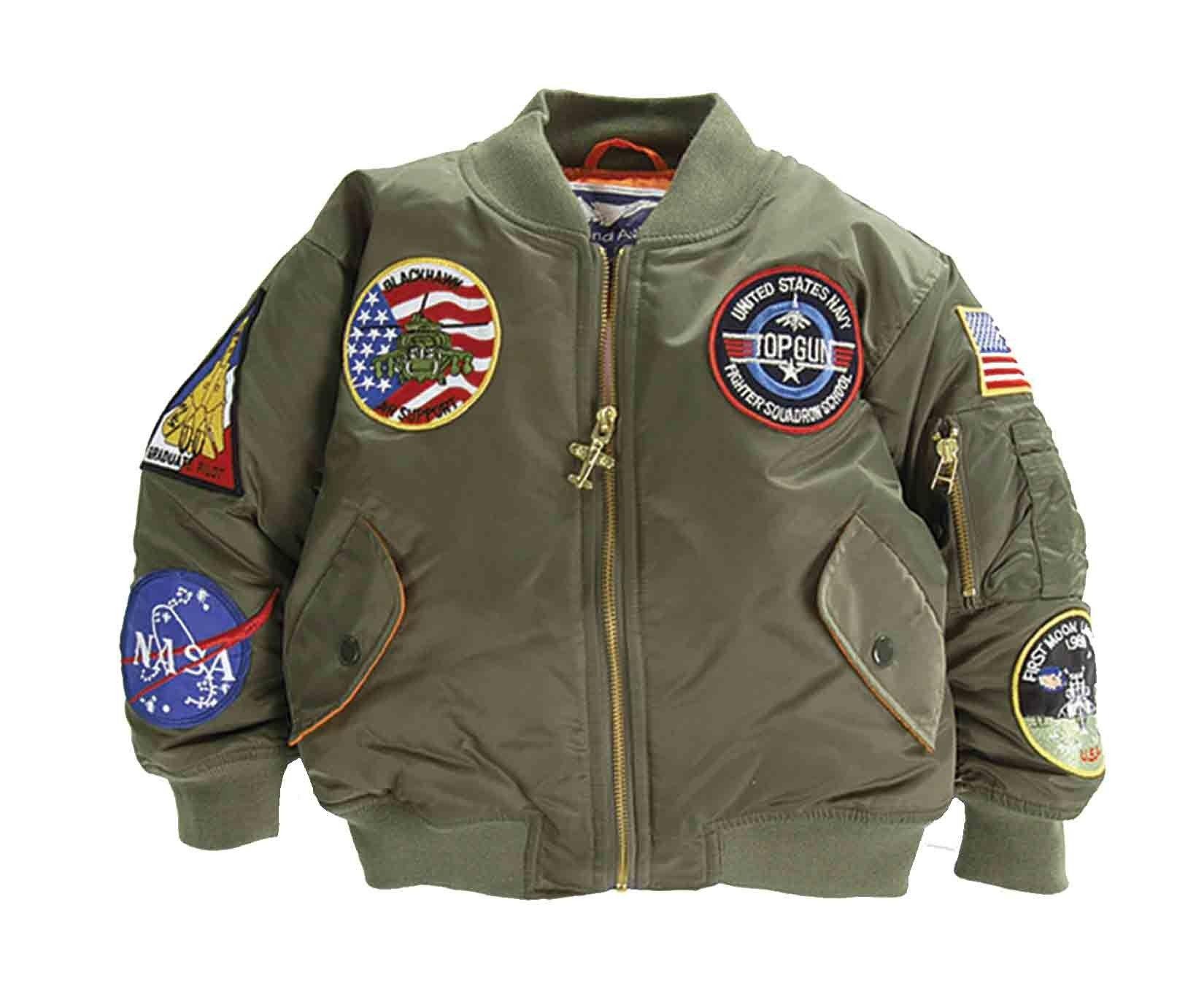 Kids Ma 1 Bomber Jacket Kidsma1 Bomber Jacket Flight Jacket Ma 1 Jacket [ 1362 x 1650 Pixel ]