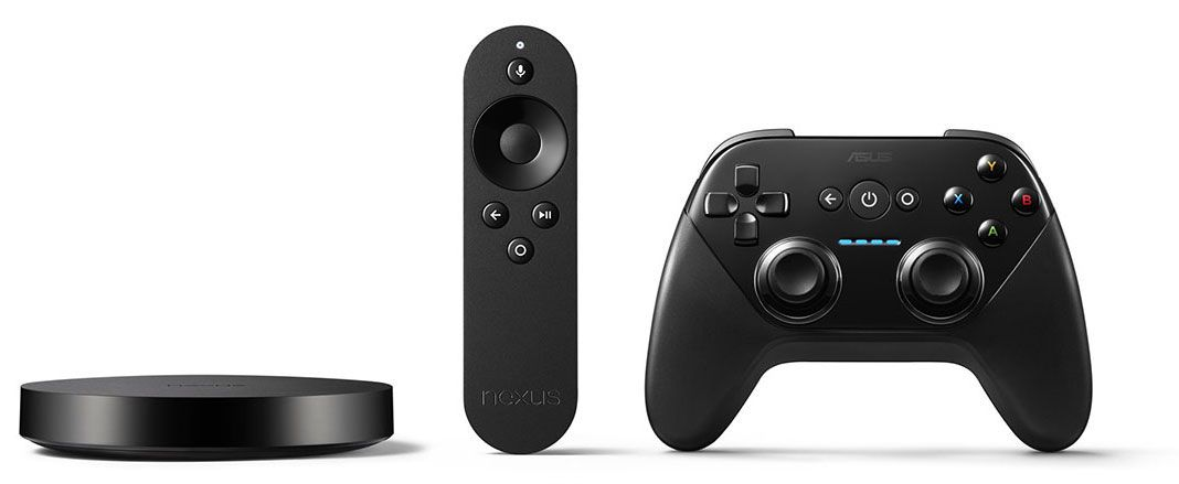 NEXUS Player Entertainment tailored for you Apps, games