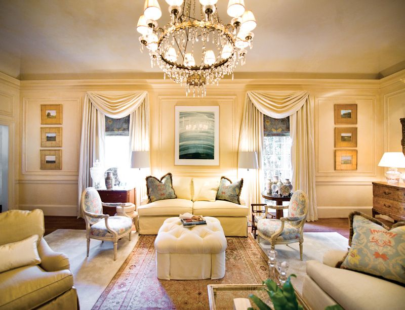 Beautiful Southern Living Room