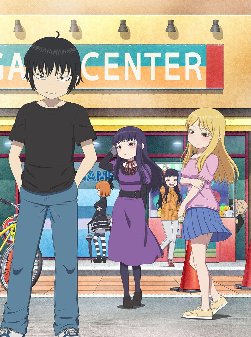 High Score Girl Extra Stage 01 03 imagens