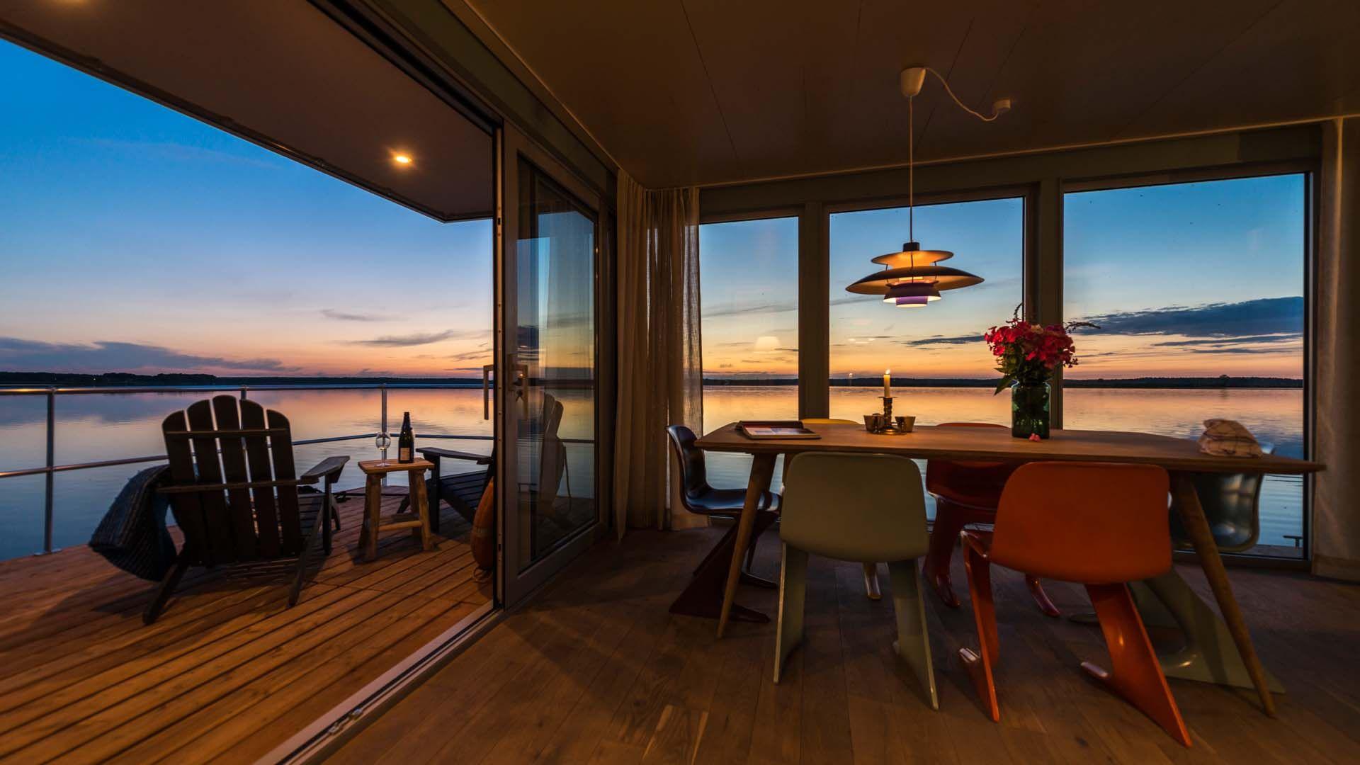 Traumhaff Ferienhäuser Ostsee