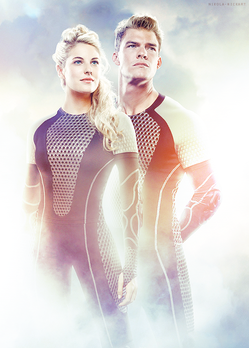 The Hunger Games Catching Fire -- Cashmere and Gloss | The ...