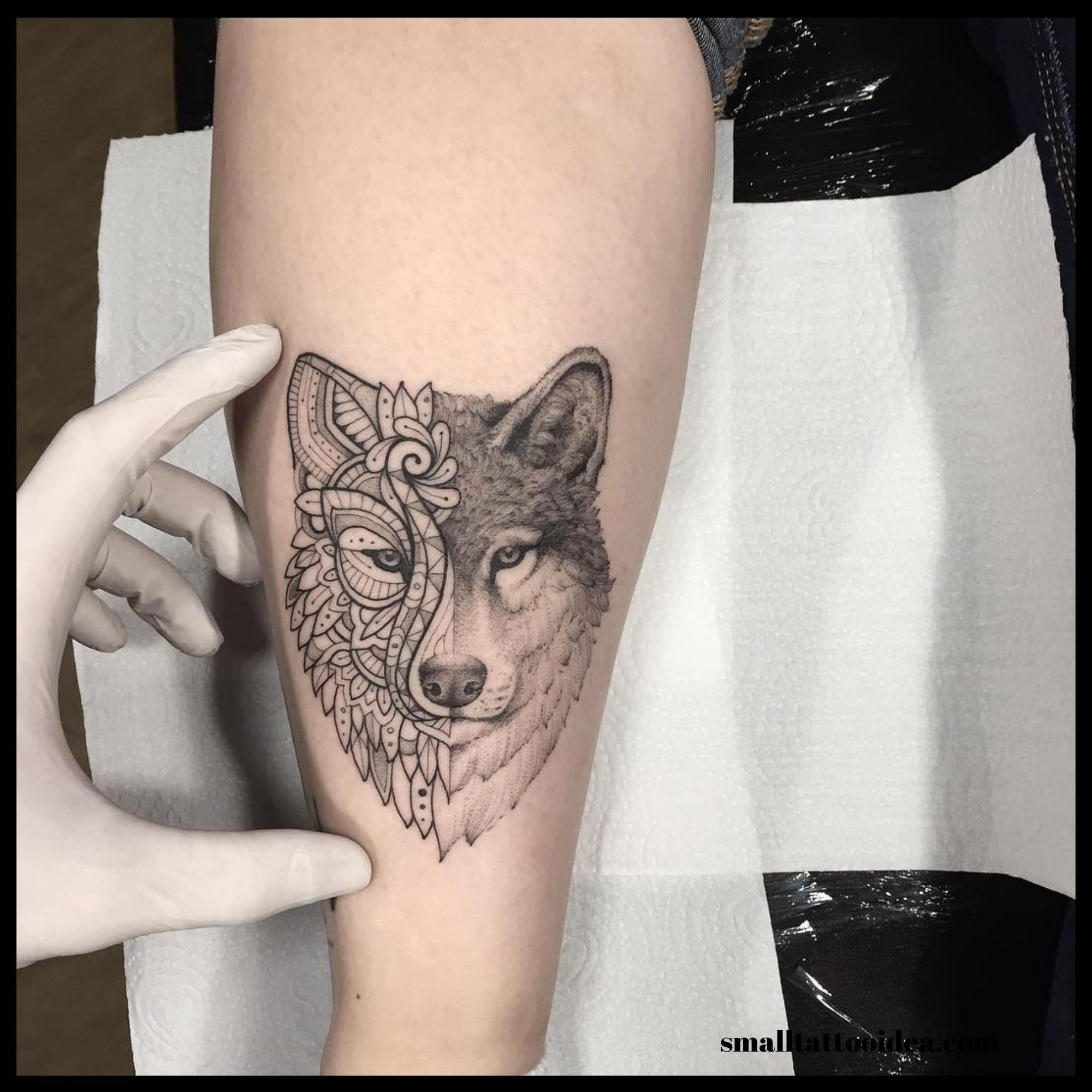 30 Trendiest Wolf Tattoo Ideas Tattoo Smalltattoo Wolf Tattoos For Women Small Wolf Tattoo Tattoos