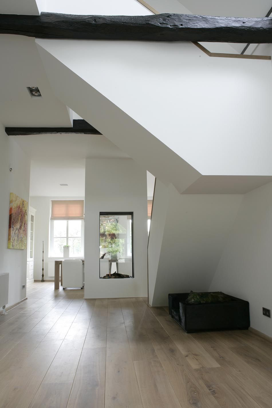 Maas Architecten » verbouwing exterieur en interieur voormalige ...