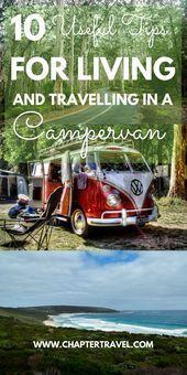 Photo of Nützliche Tipps zum Leben und Reisen in einem Wohnmobil Tipps für das Reisen i…
