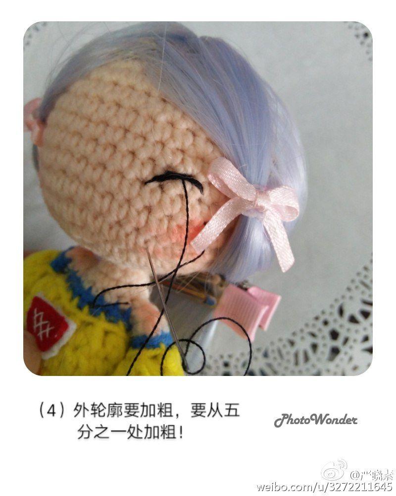Marmelad_doll Амигуруми - вязаная игрушка   VK