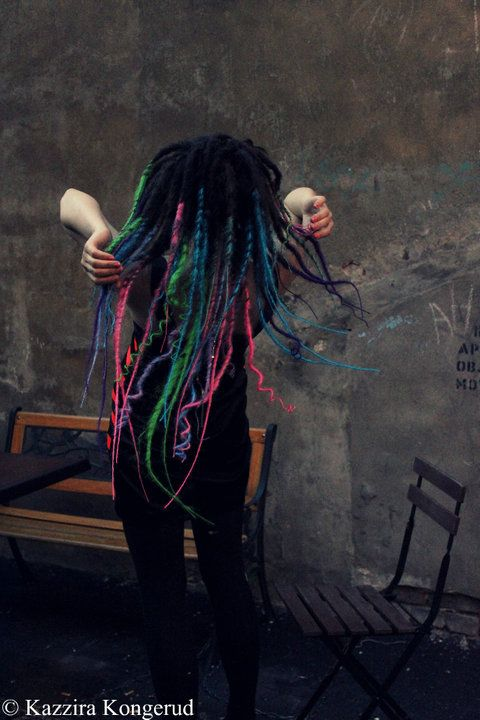 Icy Dreads