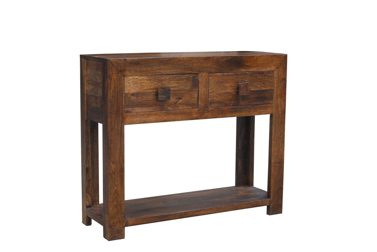 Brand New Dakota Console Table Solid Mango Wood Ssdcon2d Ebay Console Table Wooden Console Table Contemporary Console Table [ 1070 x 1600 Pixel ]