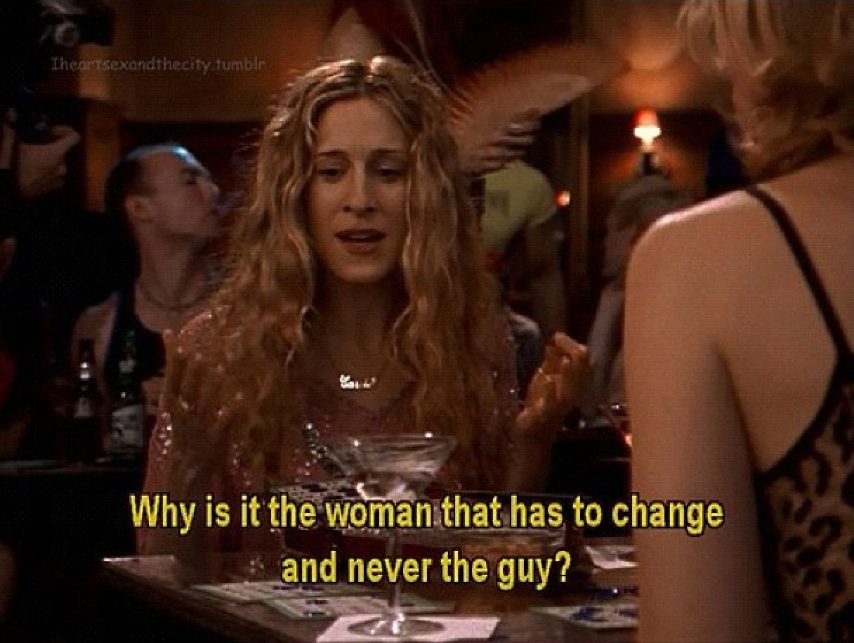 Sex And The City And Tv Show Quotes