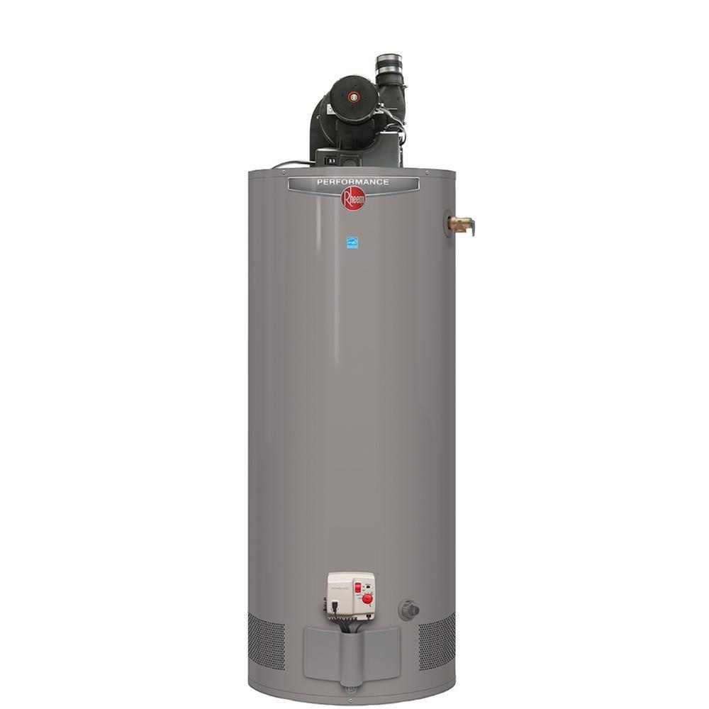 Rheem Performance 50 Gal Short 6 Year 36 000 Btu Natural Gas Power Vent Tank Water Heater Xg50s06pv36u0 With Images Water Heater Gas Water Heater Water Heater Installation