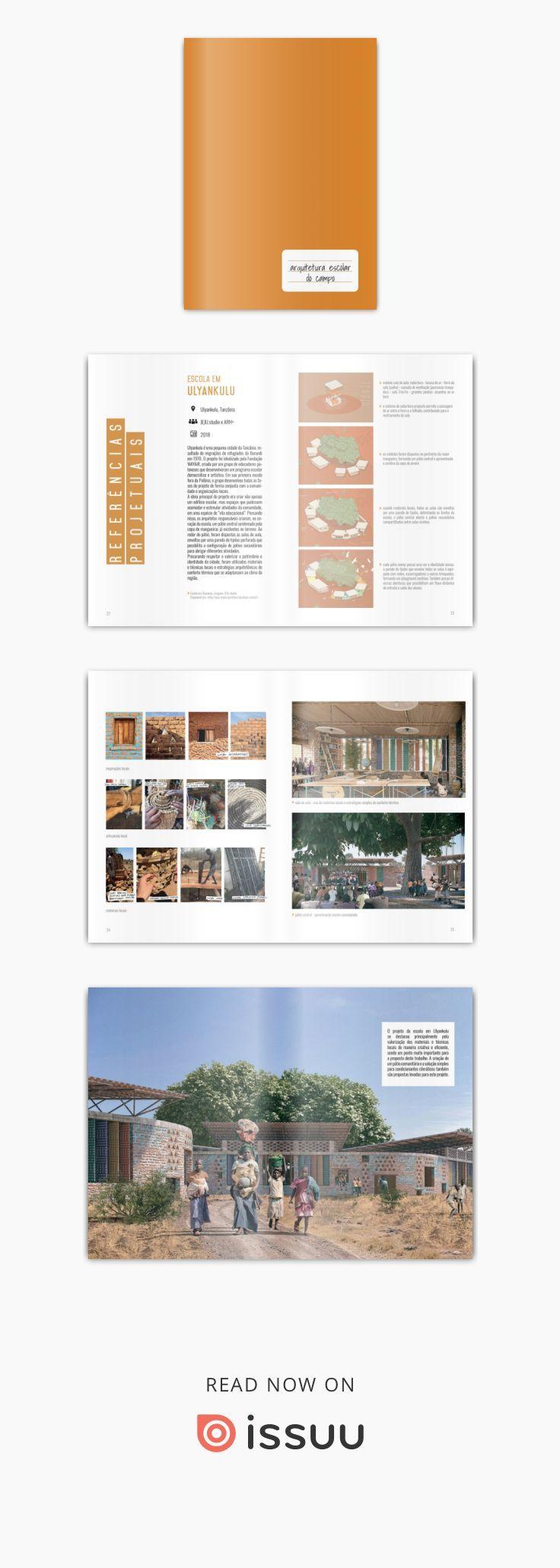 Arquitetura Escolar Do Campo Arquitetura E Escola