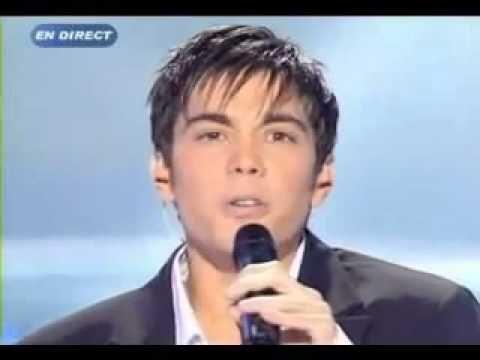 Sos D Un Terrien En Détresse De Daniel Balavoine Par Gregory Lemarchal Best Songs Songs Singer