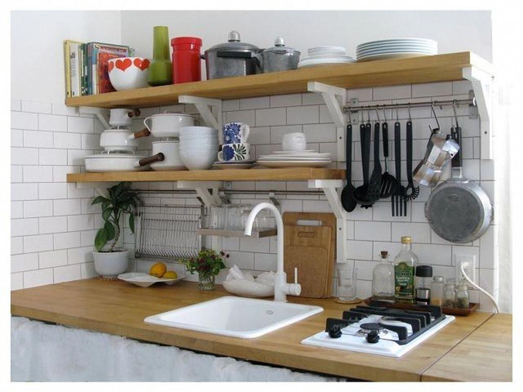 Gorgoeus Tiny House Small Kitchen Ideas 03 Smallesdecoratingtinyhouses