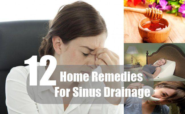 Wonderful 12 Home Remedies For Sinus Drainage | http://www.searchhomeremedy.com/wonderful-home-remedies-for-sinus-drainage/