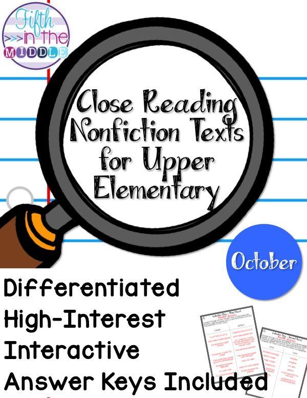context clues reading passages pdf