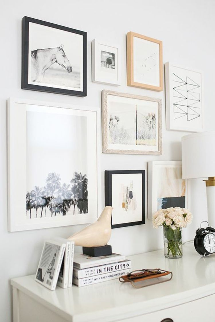 50 Fotowand Ideen, die ganz leicht nachzumachen sind | Test ...