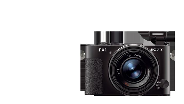 Sony Cyber-shot RX1   35mm Full Frame Digital Camera   DSC-RX1/B ...