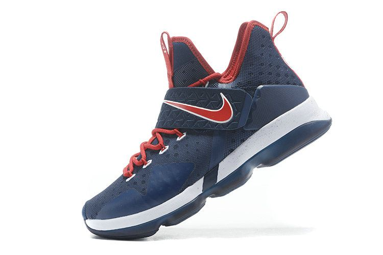 New Arrival Really Cheap Lebron Shoes 2017 Really Cheap Lebron 14 Midnight Navy University Red