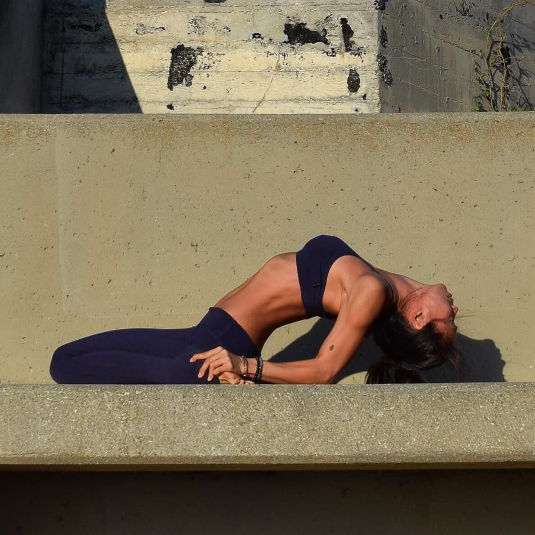 Yoga statt Botox: Diese 5 Yoga-Posen machen tolle Haut #danceandmovement