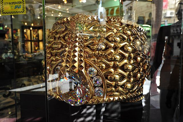 Image detail for DUBAI BullionStreet World s largest gold ring