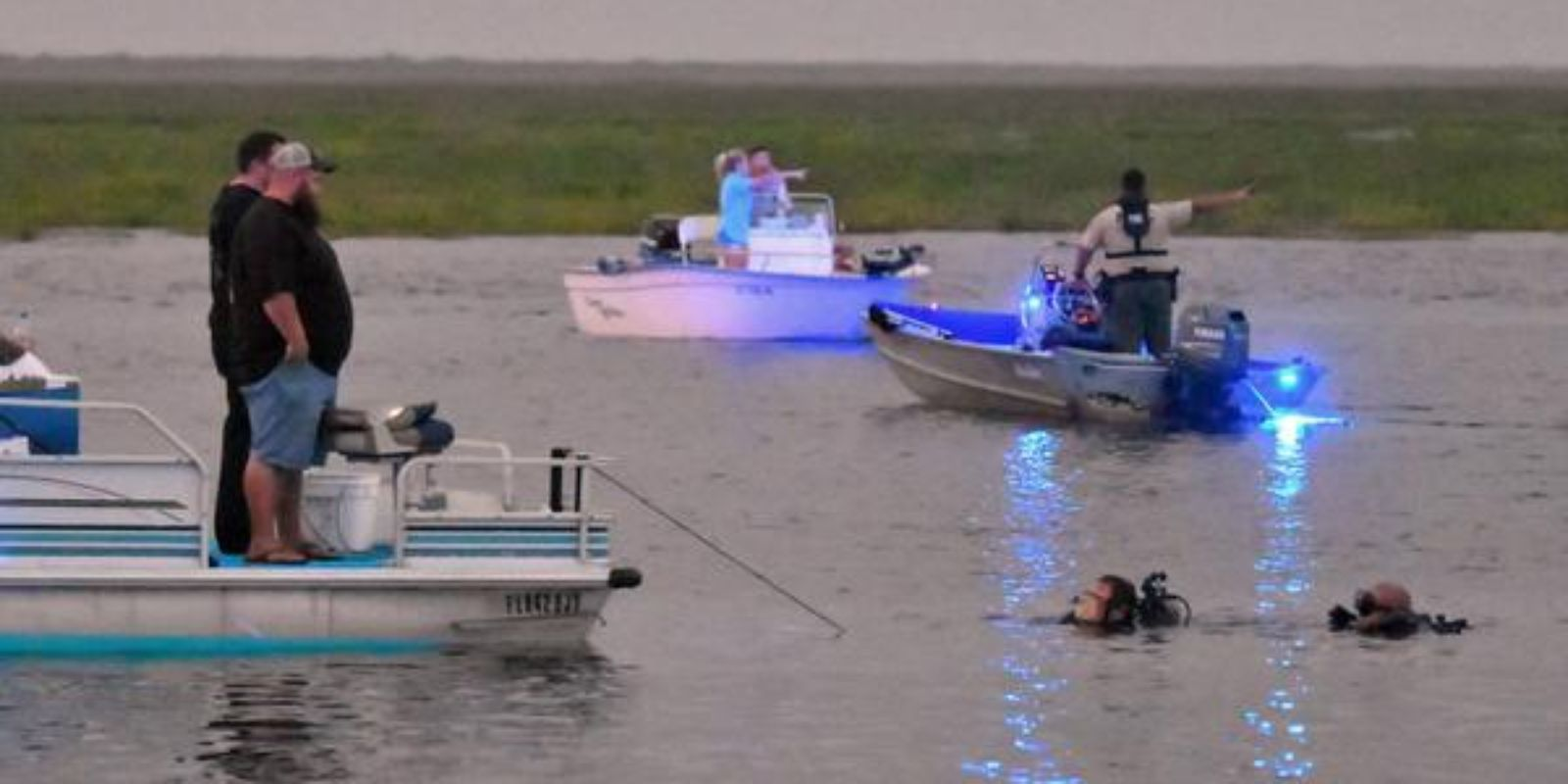 Airboat accident in gatorinfested waters kills 2 Miss