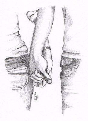 Un Buen Equipo Dibujos De Parejas Enamoradas Dibujos De Personas Boceto De Dibujo
