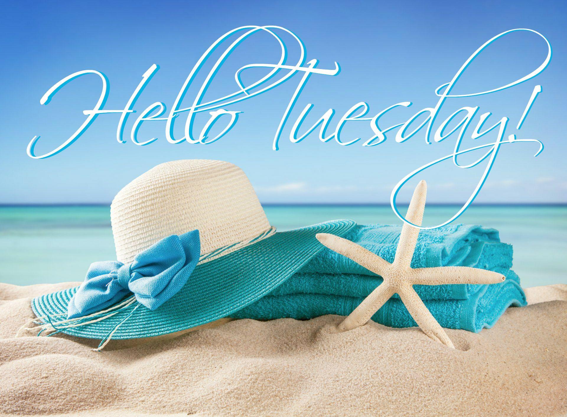 Happy Tuesday Coastal Lovers