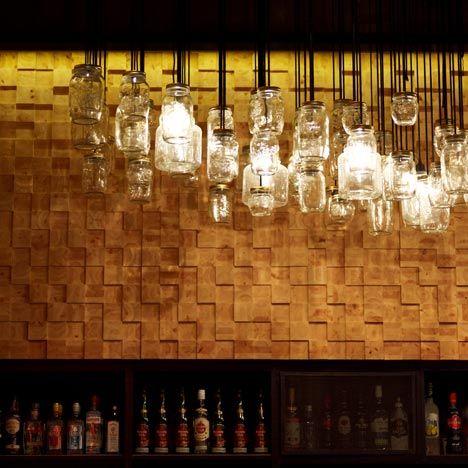 BarQue by K-studio | Chandeliers, Restaurants and Studio