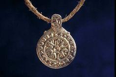 Viking age / Silver pendant / Uppland