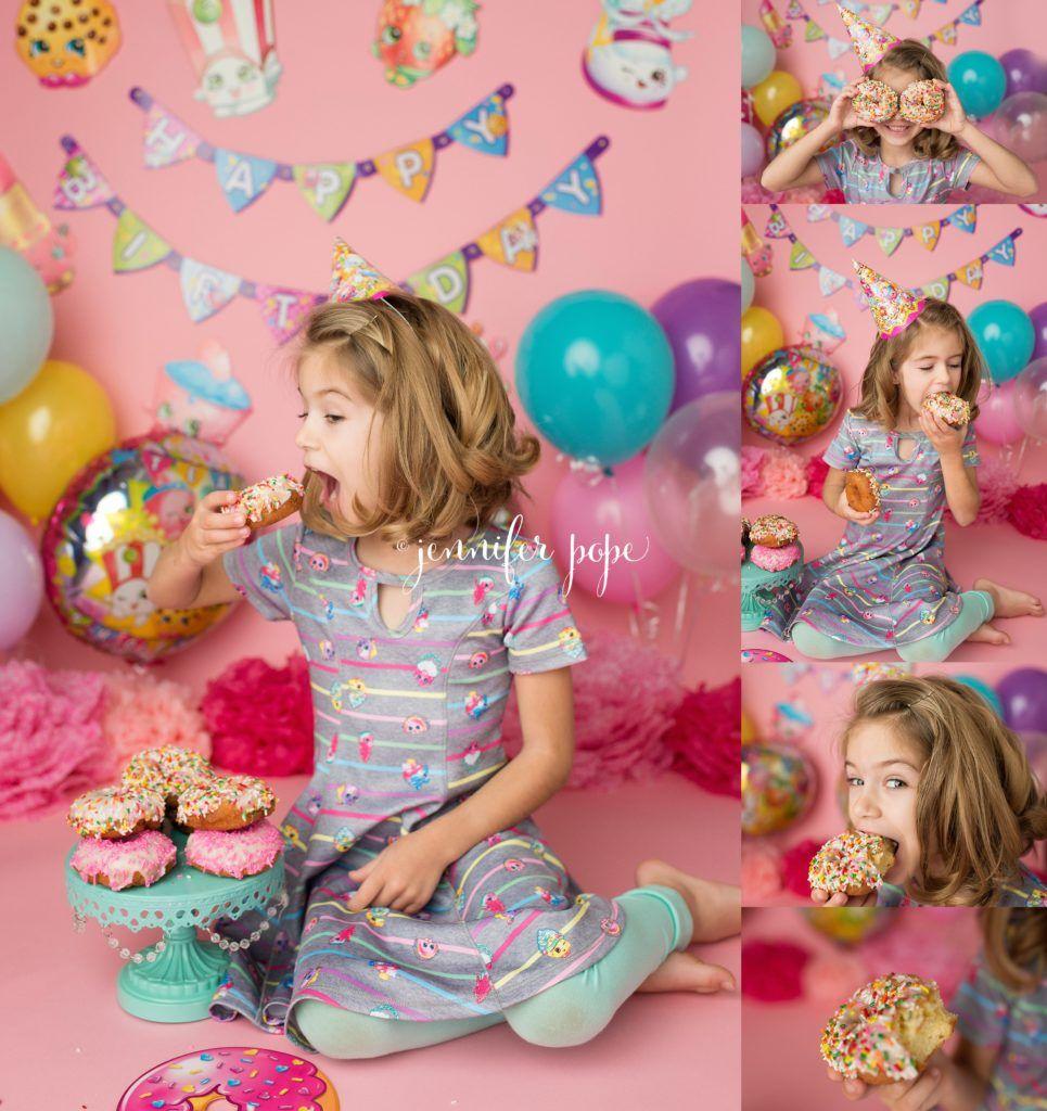 Abby S 7th Birthday Party Shopkins 7th Birthday Birthday Parties Birthday