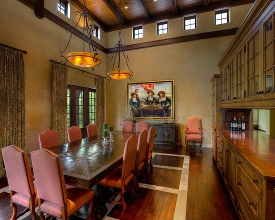 Love The Celestory Windows Eclectic Dining Room By RWA Architects