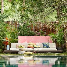 Outdoor Lounge Furniture West Elm Used Outdoor Furniture Outdoor Sofa Ikea Patio Furniture