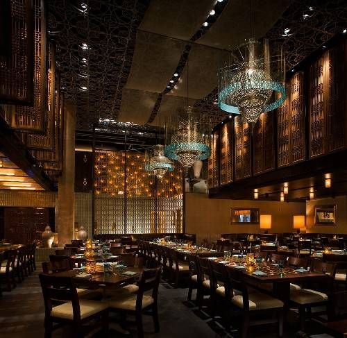 Lavo Italian Restaurant And Nightclub At The Palazzo Hotel In Las Vegas Nv Yup