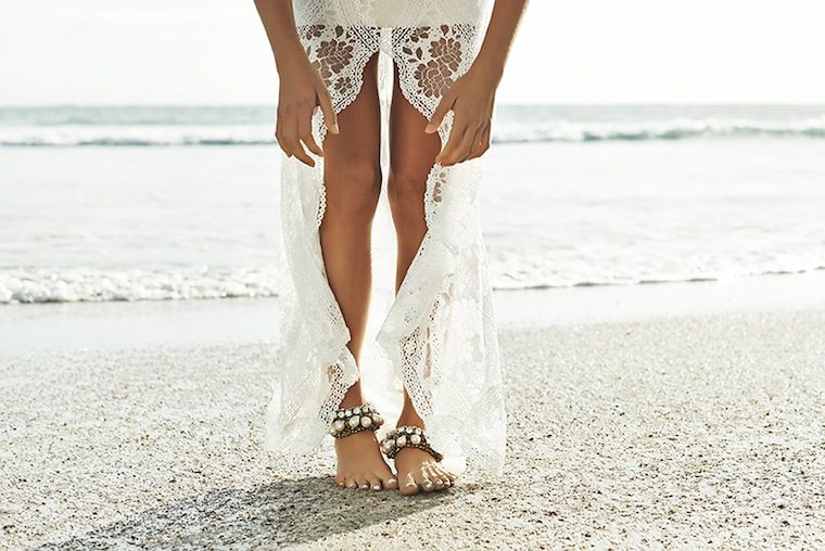 Grace Loves Lace: The Golden Hour - The Ever After Story. This newest collection is to die for! So much lace boho goodness!